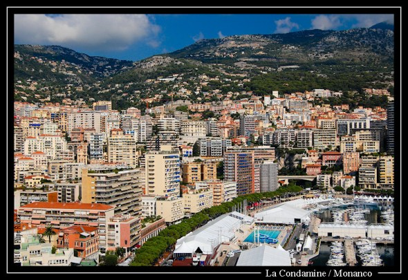 La Condamine Monaco (2010-ben)